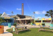 Garden - bar and beach view resize