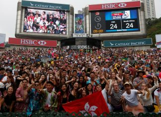 Rugby Union - United States v South Africa - Hong Kong Sevens